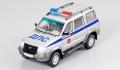 UAZ PATRIOT Road Police